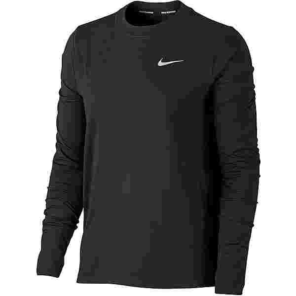 Nike Funktionsshirt Damen black-reflective silv