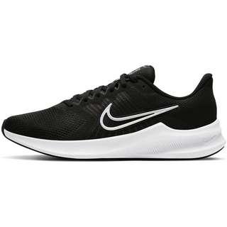 Nike Downshifter 11 Laufschuhe Damen black-white-dk smoke grey
