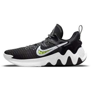 Nike Giannis Immortality Basketballschuhe Herren black-clear-white-wolf grey
