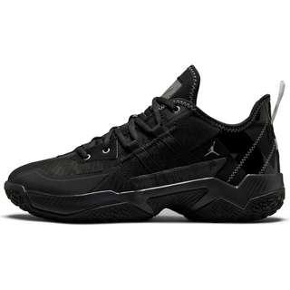 Nike Jordan One Take II Basketballschuhe Herren black-metallic silver-anthracite