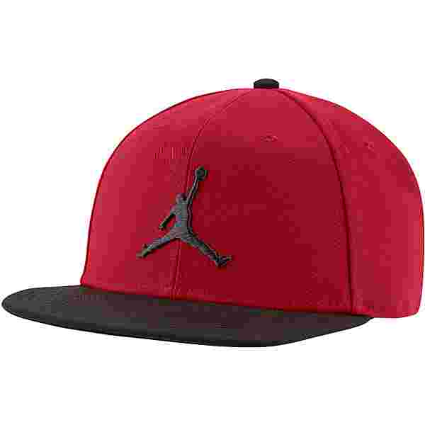 Nike Pro Jumpman Cap gym red-black-black-dk smoke grey