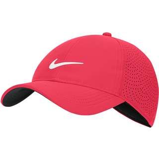 Nike Arobill Cap Damen fusion red-anthracite-white