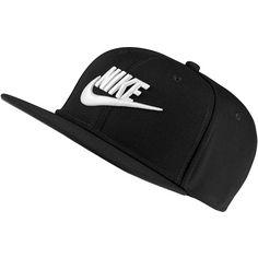 Nike PRO FUTURA Cap Kinder black-black-white