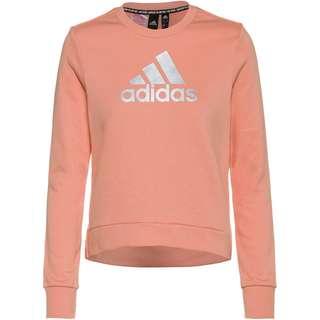 adidas FUTURE ICONS Sweatshirt Kinder ambient blush-silver met.