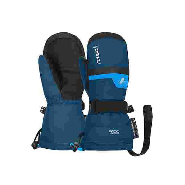 Reusch Kadir Down R-TEX® XT Mitten Outdoorhandschuhe Kinder dress blue/brilliant blue