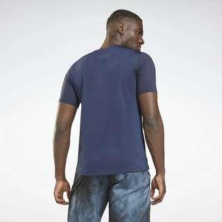Reebok Tech Style Activchill Move T-Shirt Funktionsshirt Herren Blau