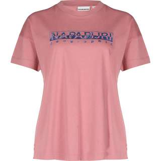 Napapijri Silea T-Shirt Damen pink
