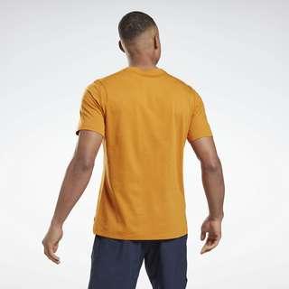 Reebok Speedwick Graphic Move T-Shirt Funktionsshirt Herren Orange