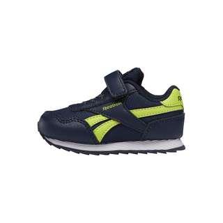 Reebok Reebok Royal Classic Jogger 3 Shoes Sneaker Kinder Vector Navy / Vector Navy / Acid Yellow