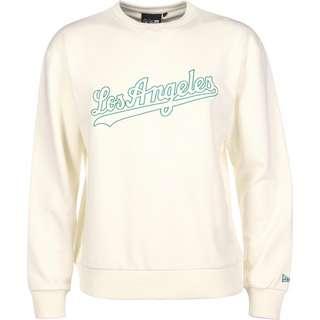 New Era LA Dodgers MLB Heritage Script Sweatshirt Herren beige