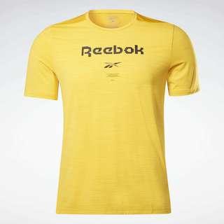 Reebok ACTIVCHILL Graphic Move T-Shirt Funktionsshirt Herren Gold
