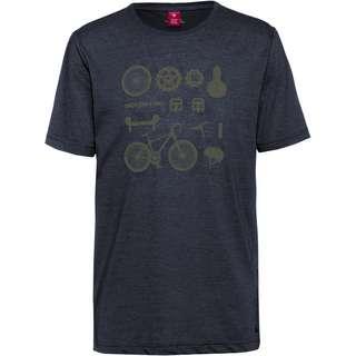 moorhead T-Shirt Herren total eclipse