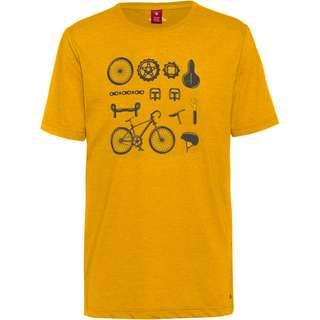 moorhead T-Shirt Herren tawny olive