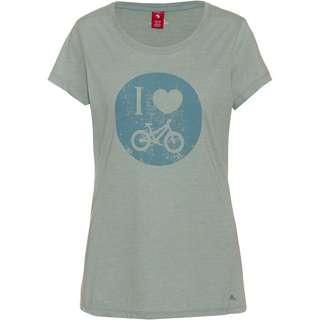 moorhead T-Shirt Damen abyss