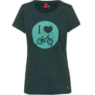 moorhead T-Shirt Damen green gables