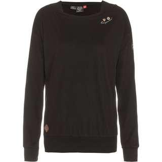 Ragwear Nerea Sweatshirt Damen black