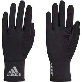 adidas DESIGNED2MOVE PRIMEGREEN Fleece Handschuhe black-black-reflective silver