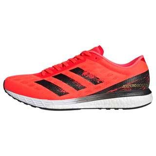 adidas Adizero Boston 9 Laufschuh Laufschuhe Herren Solar Red / Core Black / Gold Metallic