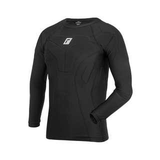 Reusch Compression Shirt Padded Funktionsshirt 7700 black