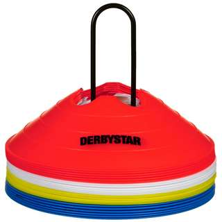 Derbystar Markierungshütchen-Set Fitness Tracker Herren bunt