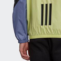 adidas Back to Sport WIND.RDY Jacke Funktionsjacke Herren Gelb