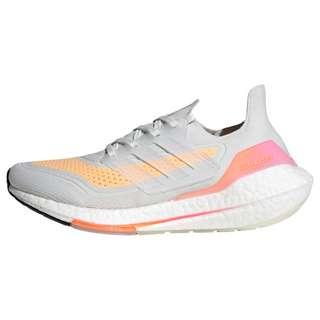 adidas Ultraboost 21 Laufschuh Laufschuhe Damen Orange / Pink / Acid Orange