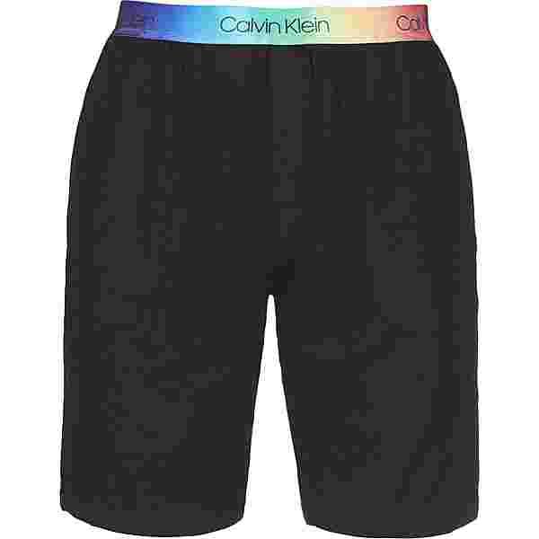 Calvin Klein Sleep Shorts Herren schwarz