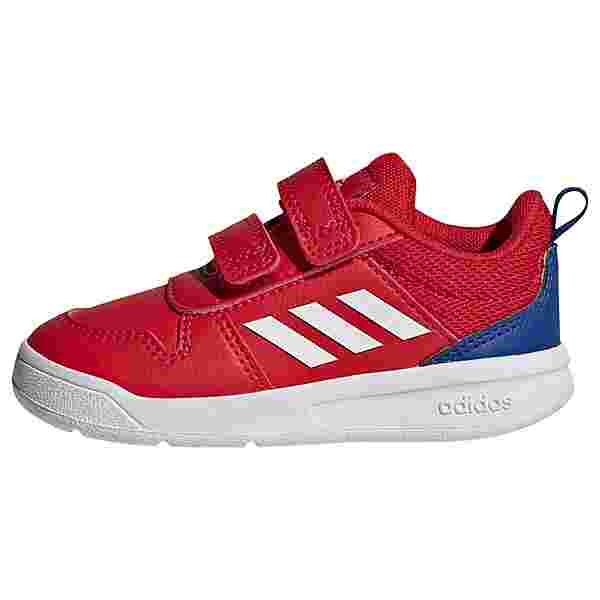 adidas Tensaur Schuh Laufschuhe Kinder Scarlet / Cloud White / Royal Blue