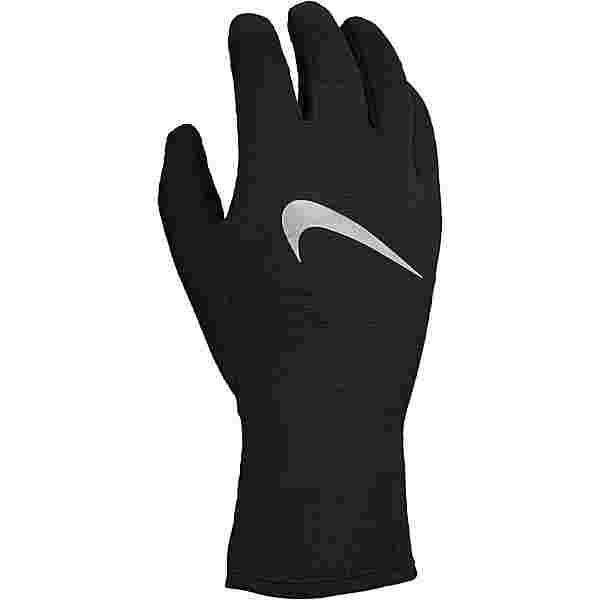 Nike SPHERE 3.0 Laufhandschuhe Damen black-black-silver