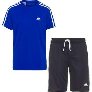 adidas DESIGNED2MOVE AEROREADY PRIMEGREEN Trainingsanzug Kinder bold blue-white-legend ink