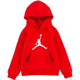 Nike Jordan Jumpman Hoodie Kinder gym red