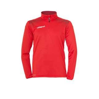 Uhlsport Goal Ziptop Funktionssweatshirt Kinder rot