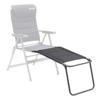 Outwell Zion Footrest Campingstuhl schwarz