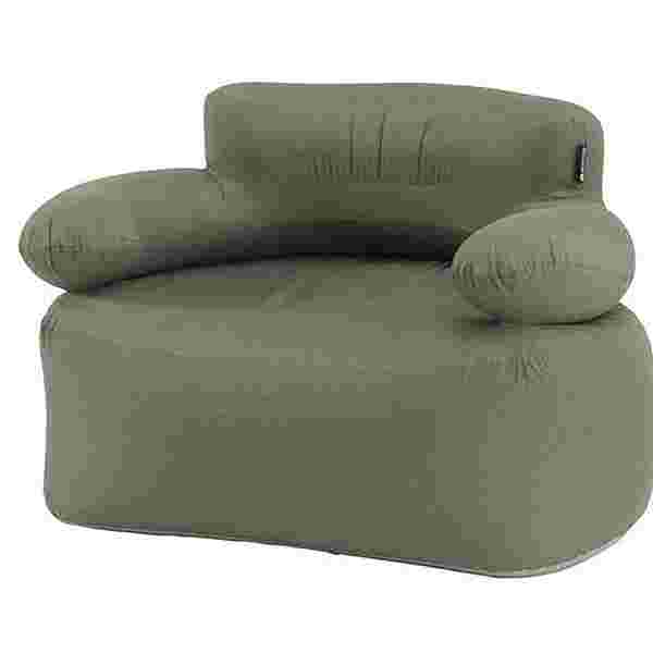 Outwell Cross Lake Inflatable Chair Campingstuhl Olive