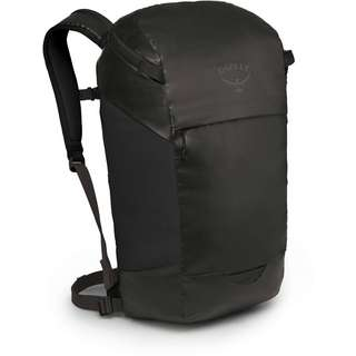 Osprey Transporter Small Zip Top Pack Reiserucksack black