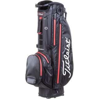 Titleist Players 4 Plus StaDry Golftasche black-black-red