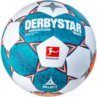 Derbystar Fußball BL Brillant APS v21 Fußball weiß