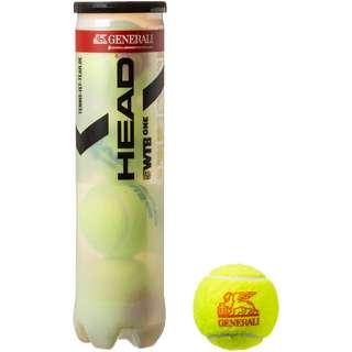 HEAD Tennisball gelb