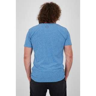 ALIFE AND KICKIN MatsAK T-Shirt Herren indigo