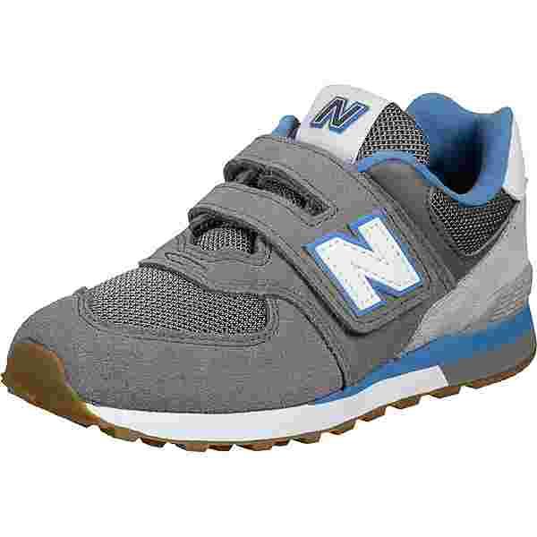 NEW BALANCE YV574 M Sneaker Kinder grau