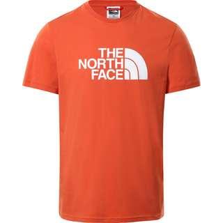 The North Face Easy T-Shirt Herren burnt ochre