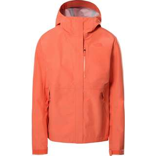 The North Face Dryzzle FutureLight™ Hardshelljacke Damen emberglow orange