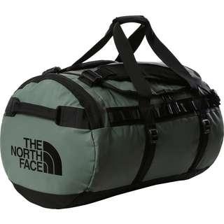 The North Face BASE CAMP DUFFEL M Reisetasche laurel wreath green-tnf black