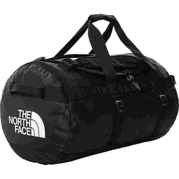 The North Face BASE CAMP DUFFEL M Reisetasche tnf black-tnf white