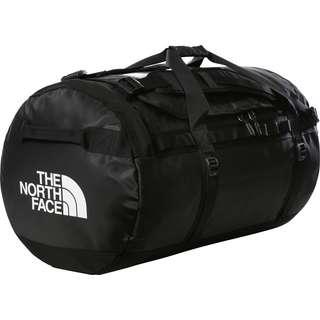 The North Face BASE CAMP DUFFEL L Reisetasche tnf black-tnf white