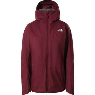 The North Face QUEST INSULATED Winterjacke Damen regal red