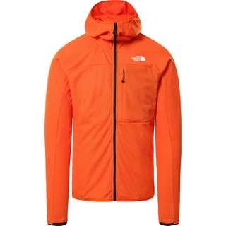 The North Face SUMMIT SERIES L2 Fleecejacke Herren red orange