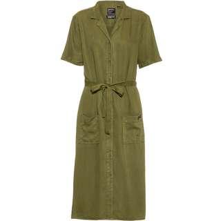 Superdry Kleid Damen lieutenant olive