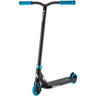 Chilli Base black-lue Scooter Kinder black-blue