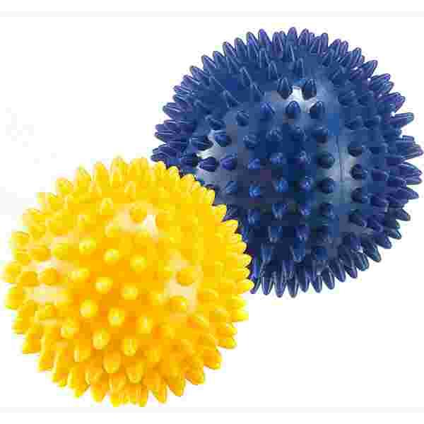 ALEX Noppenball blau-gelb